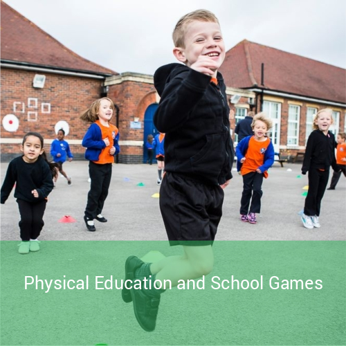 PE and School games